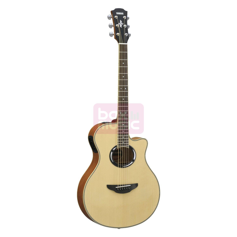 Yamaha APX500III Natural elektrisch-akoestische western gitaar