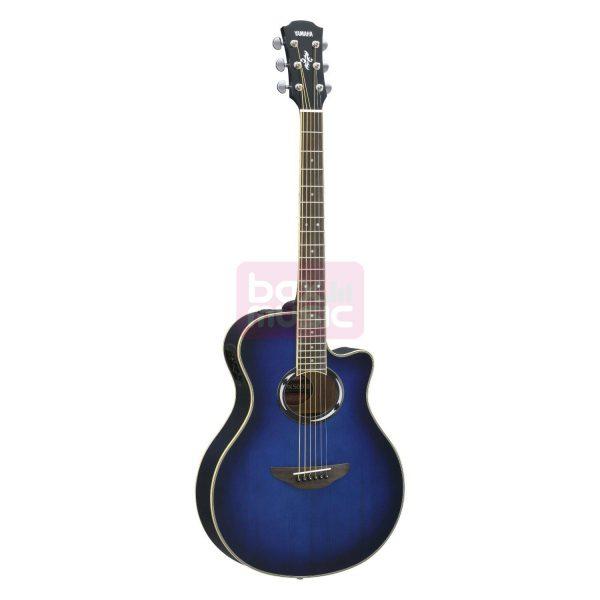 Yamaha APX500III Oriental Blue Burst elektrisch-akoest. western