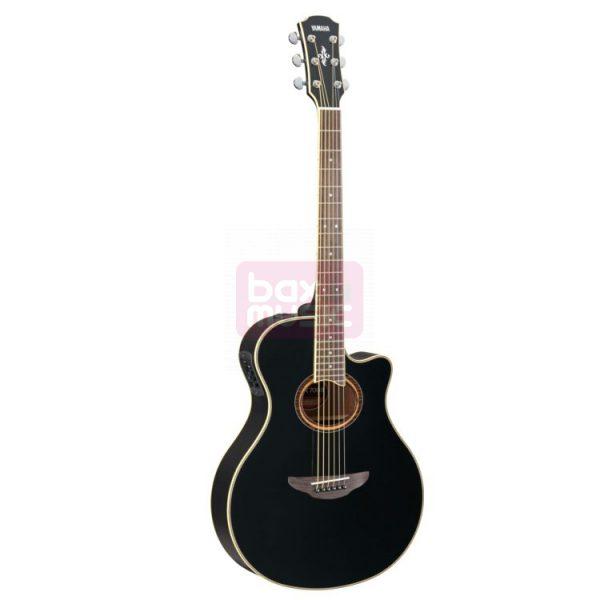 Yamaha APX700II BL elektrisch-akoestische westerngitaar zwart