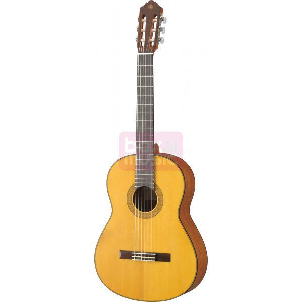 Yamaha CG122MS klassieke gitaar naturel