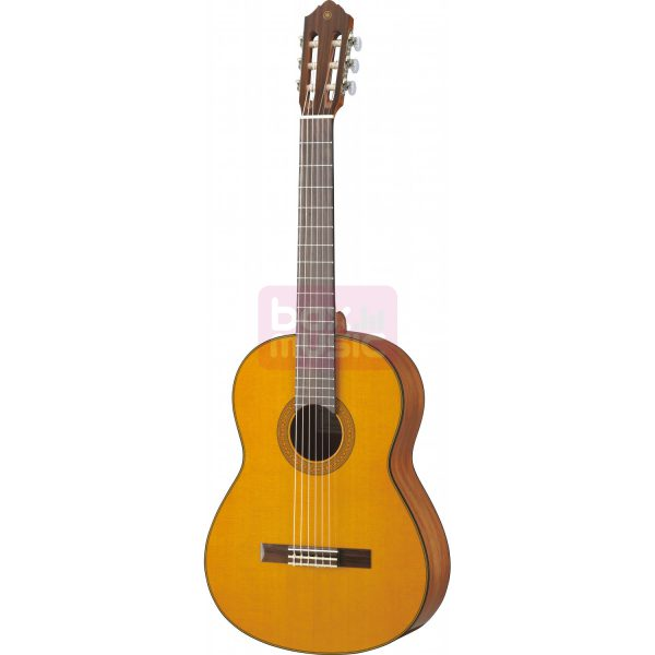 Yamaha CG142C klassieke gitaar naturel