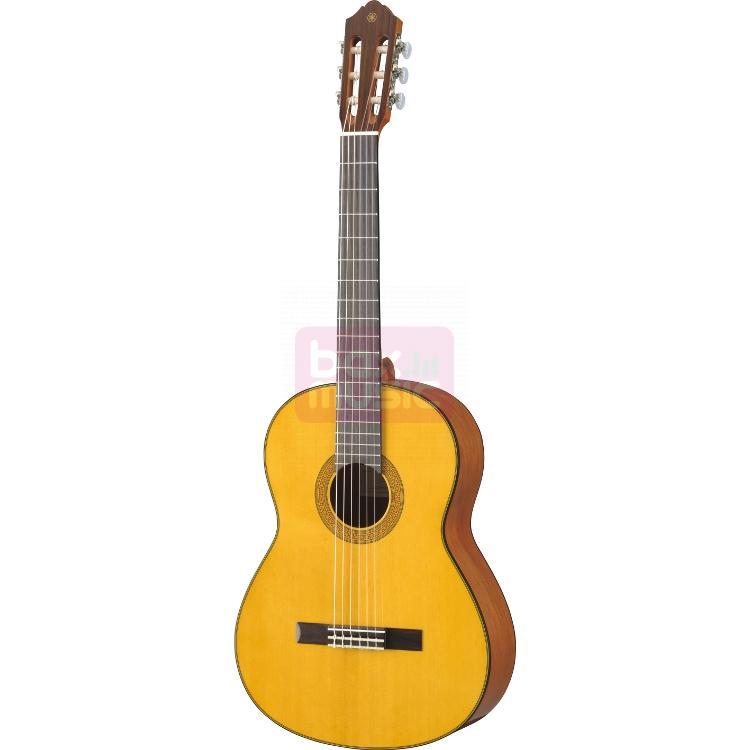 Yamaha CG142S klassieke gitaar naturel