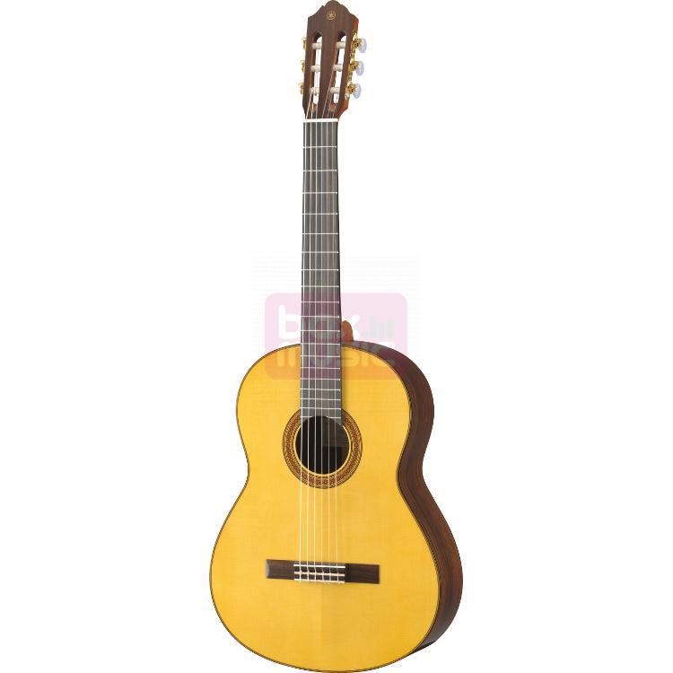 Yamaha CG182S klassieke gitaar naturel