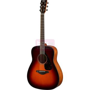 Yamaha FG800 BS Brown Sunburst westerngitaar