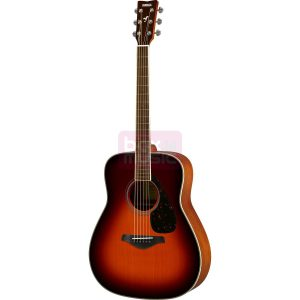 Yamaha FG820 BS Brown Sunburst westerngitaar
