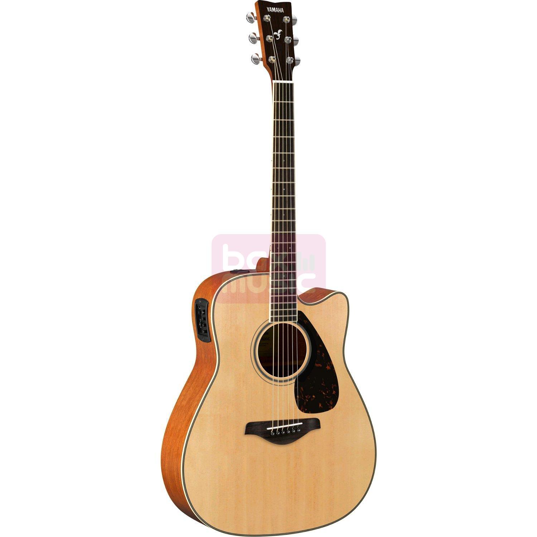 Yamaha FGX820C NT Natural elektrisch-akoestische westerngitaar