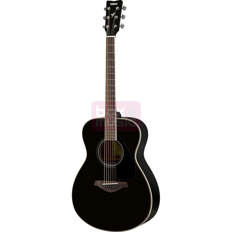 Yamaha FS820 BL Black westerngitaar