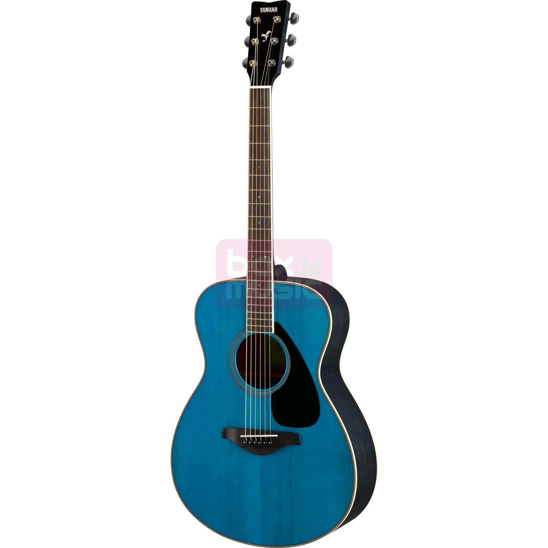 Yamaha FS820 TQ Turquoise westerngitaar