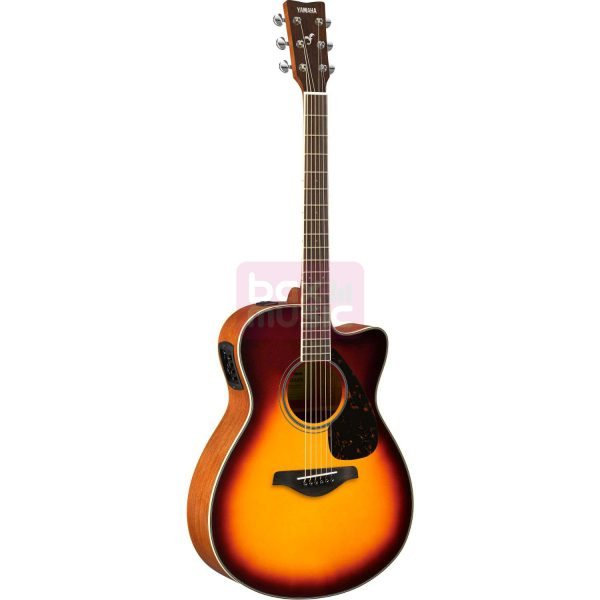 Yamaha FSX820C BS Brown Sunburst elektr.-akoest. westerngitaar