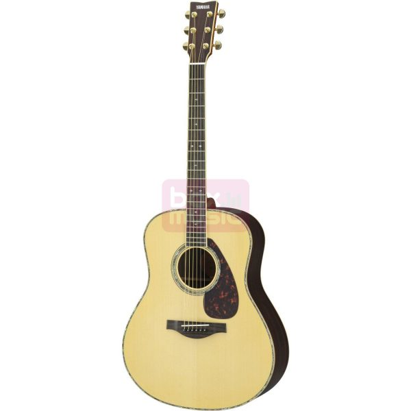 Yamaha LL16D ARE Natural elektrisch-akoestische westerngitaar