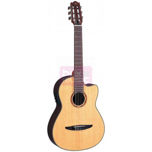 Yamaha NCX900R elektrisch-akoestische klassieke gitaar naturel