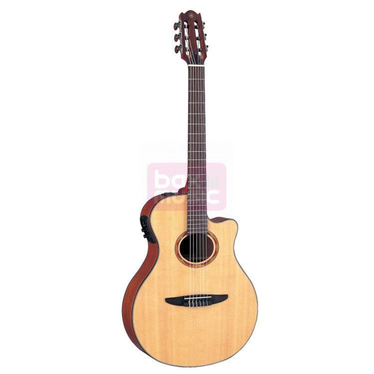 Yamaha NTX700 elektrisch akoestische klassieke gitaar naturel