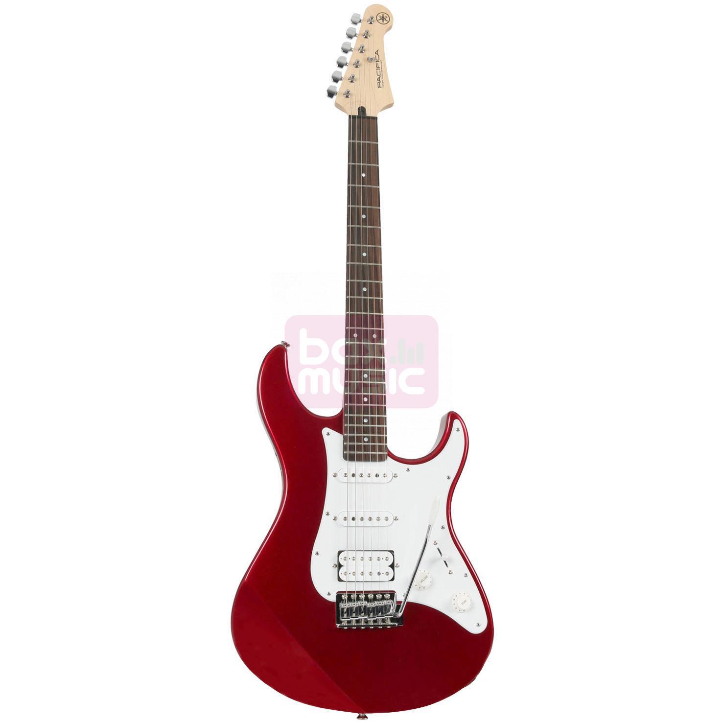 Yamaha Pacifica 012RM elektrische gitaar Red Metallic