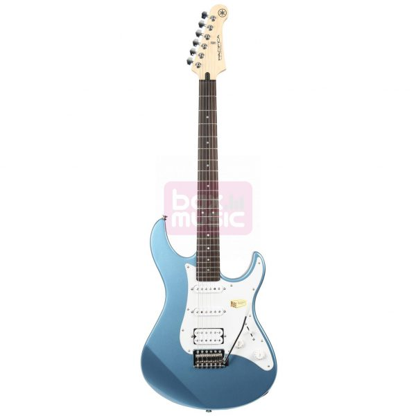 Yamaha Pacifica 112 J LPB elektrische gitaar Lake Placid Blue