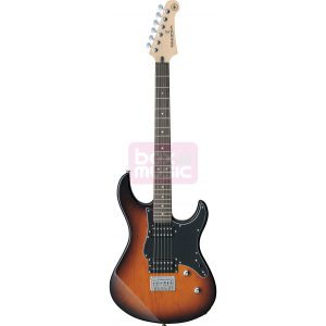 Yamaha Pacifica 120H TBS elektr. gitaar Tobacco Brown Sunburst
