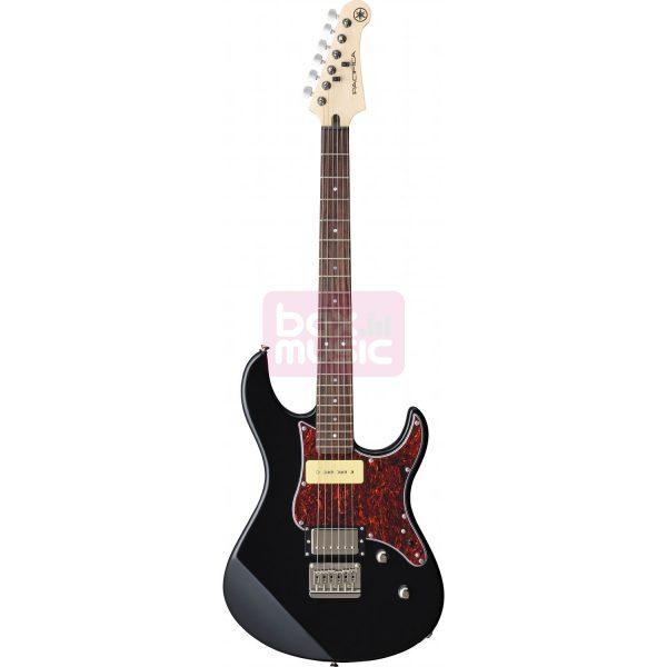 Yamaha Pacifica 311H elektrische gitaar zwart