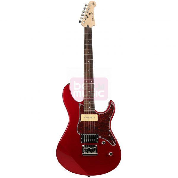 Yamaha Pacifica 311H RM elektrische gitaar Red Metallic