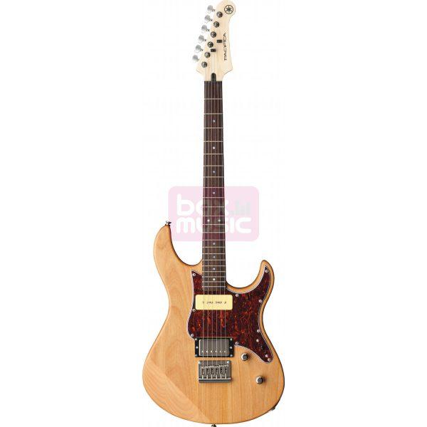 Yamaha Pacifica 311H YNS elektrische gitaar Yellow Natural Satin