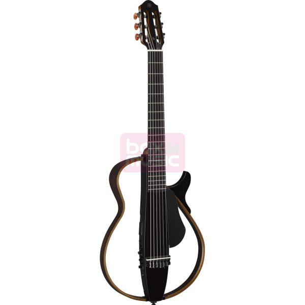 Yamaha SL-G200N Silent Guitar Translucent Black