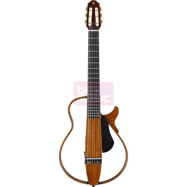 Yamaha SLG200NW Silent Guitar Natural met gigbag