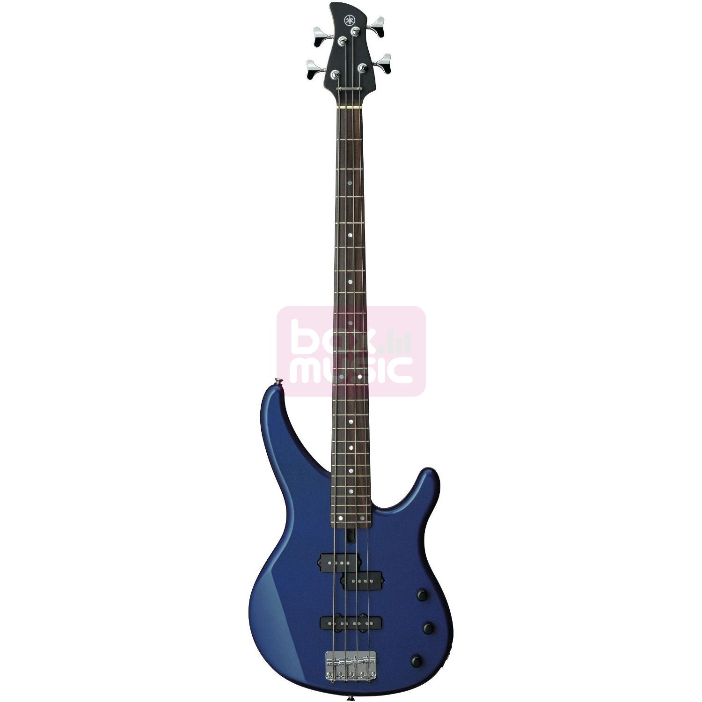 Yamaha TRBX 174 DBM elektrische basgitaar Dark Blue Metallic