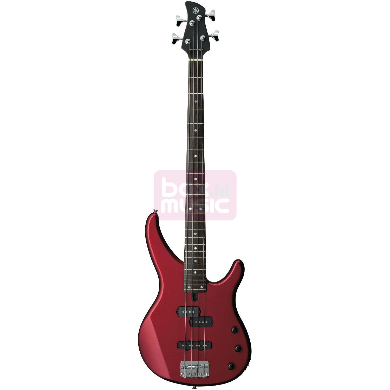Yamaha TRBX 174 RM elektrische basgitaar Red Metallic