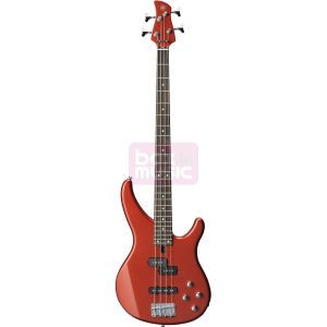 Yamaha TRBX204 Bright Red Metallic actieve basgitaar