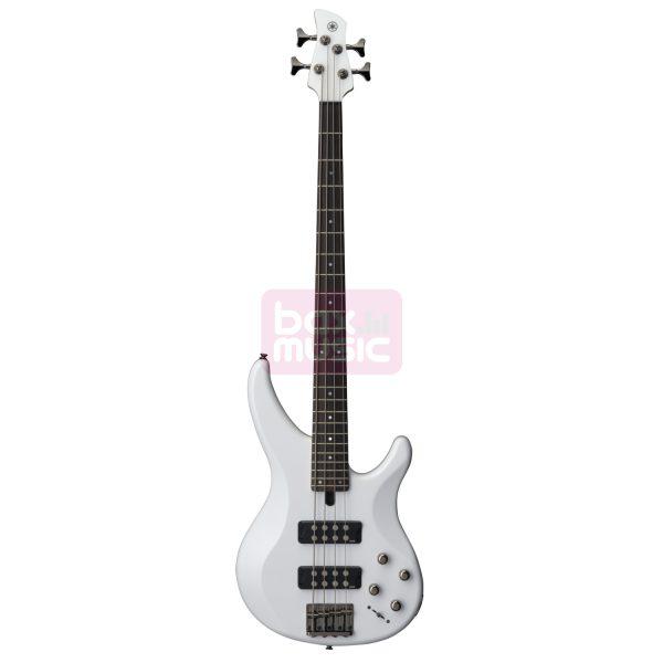Yamaha TRBX304 White elektrische basgitaar